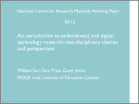 [thumbnail of NCRM working paper 02/12]