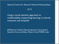 [thumbnail of NCRM working paper 01/12]