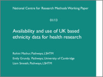[thumbnail of NCRM Working Paper from PATHWAYS]