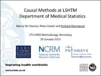 [thumbnail of Causal Methods at LSHTM]