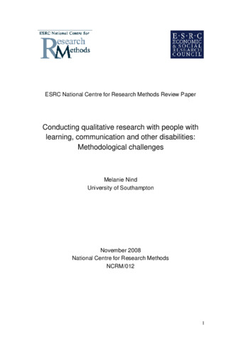 What is Good Qualitative Research?